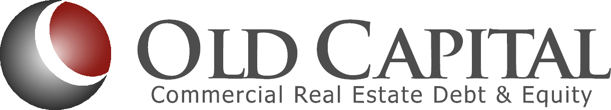 Logo For Old Capital: A Real Estate Investment Company, Lender, and Event Coordinator