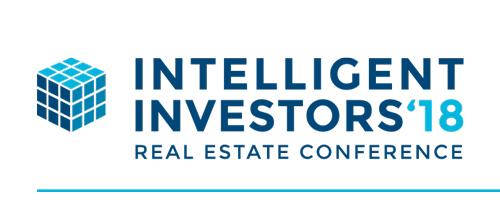 Logo for Intelligent Investors 2018 Real Estate Conference