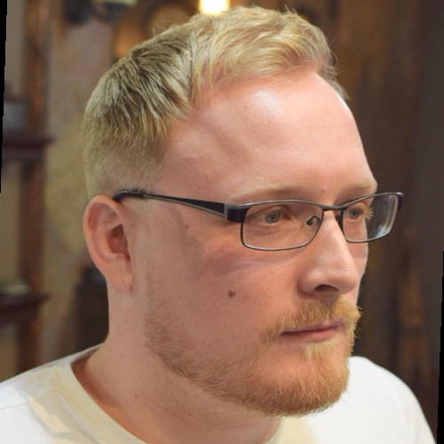 Photo of Lead Developer/Partner, Jonathan Mann
