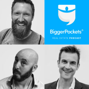 Bigger Pockets Real Estate Investing Podcast Image