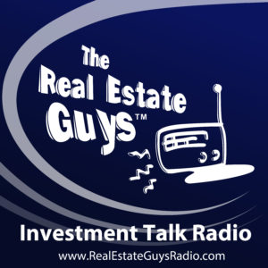 The Real Estate Guys™ Radio Show Banner