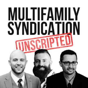 Multifamily Syndication Unscripted Cover Photo