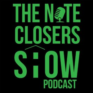 The Not Closers Show Podcast Cover Photo