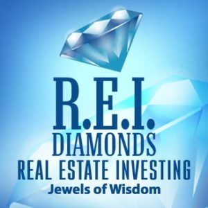 R.E.I. Diamonds Real Estate Investing Podcast Cover Art