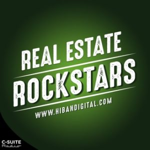 Real Estate Rockstars Podcast Cover Art