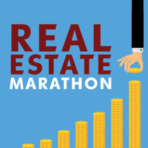 Real Estate Marathon Podcast Cover Art