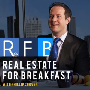 Real Estate for Breakfast with Phillip Coover Podcast Cover Art