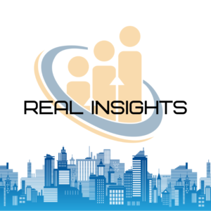 Real Insights Podcast Cover Art