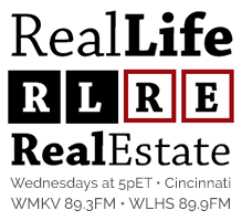 Real Life Real Estate Podcast Cover Art