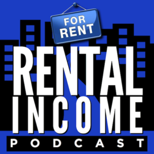 Rental Income Podcast Podcast Cover Art
