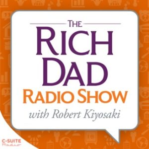 Rich Dad Radio Show with Robert Kiyosaki Cover Art