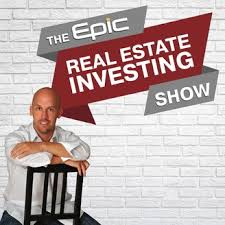 The Epic Real Estate Investing Show logo