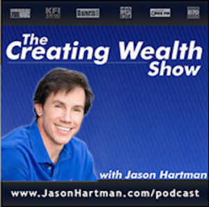 The Creating Wealth Show with Jason Hartman Logo