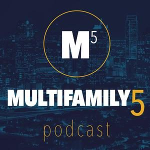 Multifamily 5Podcast Cover Photo