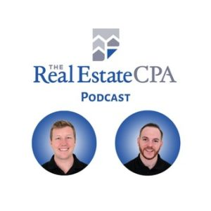 The Real Estate CPA Podcast Cover Image