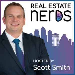 The Real Estate Nerds Hosted By Scott Smith Podcast Cover Image