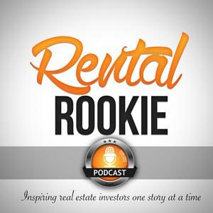 The Rental Rookie Podcast Cover Image