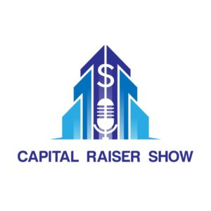 Artwork for the real estate capital raiser show