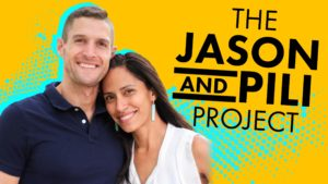 The Jason and Pili Project Podcast Cover Photo