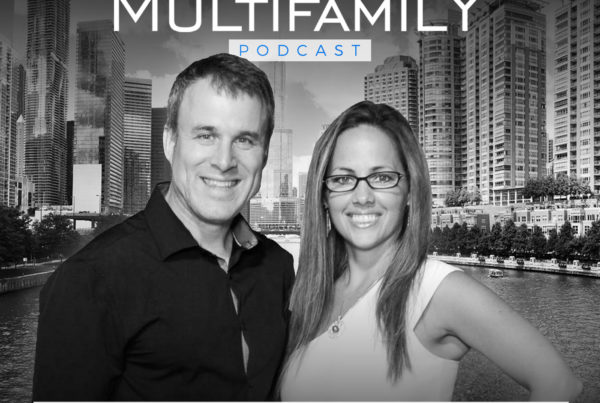 Think Multifamily- Investing For Your Family's Future with Mark & Tamiel Kenney Podcast Cover Image