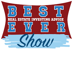 best ever real estate investing advice podcast logo